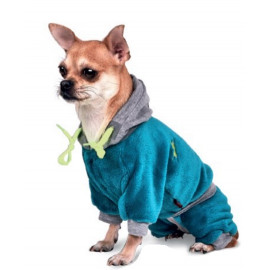 "Комбинезон Pet Fashion ""Плюш"", для собак фото"