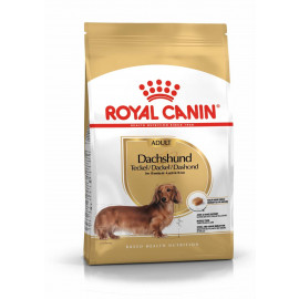 Корм Royal Canin Dachshund Adult, для собак породы Такса от 10 месяцев фото
