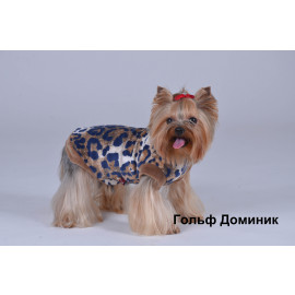 Гольф Pet Fashion Доминик, для собак фото