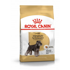 Сухой корм Royal Canin Miniature Schnauzer Adult, для Миниатюрного  Шнауцера фото