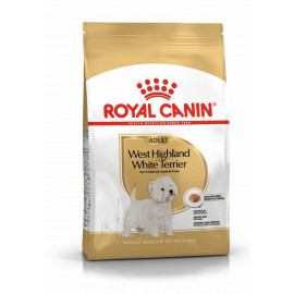 Сухой корм Royal Canin West Highland White Terrier Adult, для Вест хайленд уайт терьеров фото